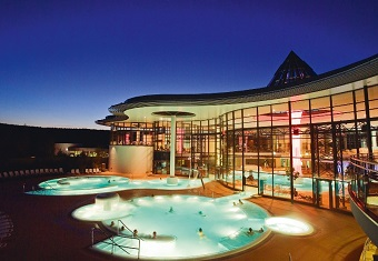 Wellness in der KissSalis Therme